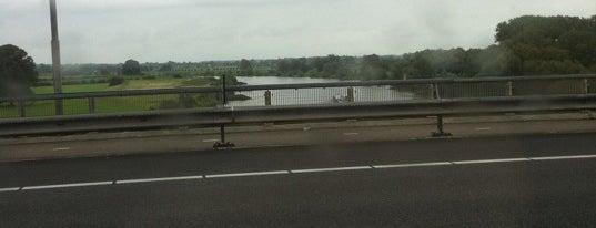 IJsselbrug is one of Bridges in the Netherlands.