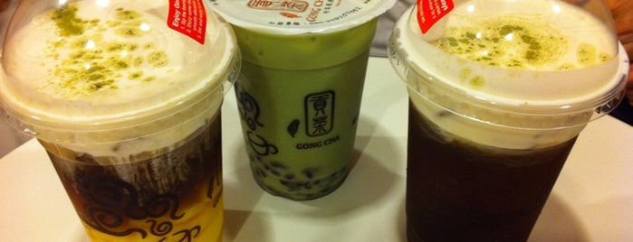 Gong Cha 貢茶 is one of Must-visit Food in Petaling Jaya.