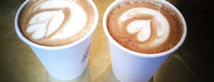 Stumptown Coffee Roasters is one of Best coffee. Period..