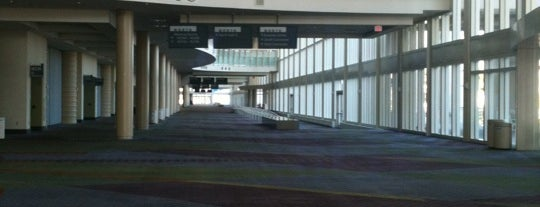 Orange County Convention Center South Concourse is one of frequent list.