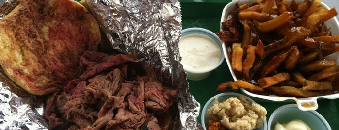 Chaps Pit Beef is one of Best Places to Check out in United States Pt 5.