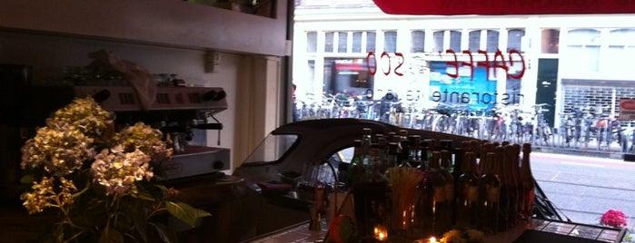 Caffè 500 is one of My favorites in Amsterdam.