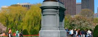 George Washington Equestrian Statue is one of IWalked Boston's Public Art (Self-guided Tour).