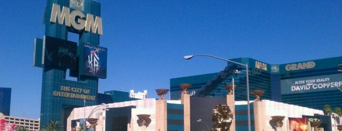 MGM Grand Hotel & Casino is one of Vegas Death March.