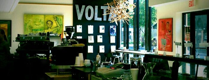 Volta Coffee, Tea & Chocolate is one of Places to visit before I leave Gainesville.