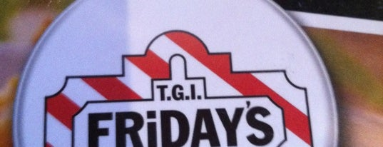TGI Fridays is one of Wednesday bar crawl.