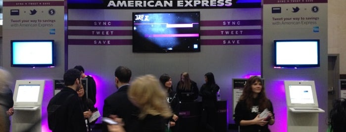 #SXSW @AmericanExpress Sync Space is one of Speakmans SXSW Venues in Austin.