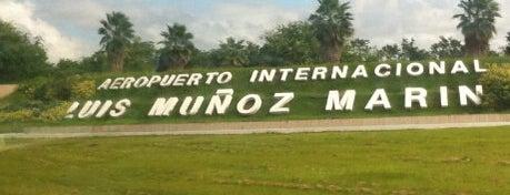 Luis Muñoz Marín International Airport (SJU) is one of My Places.