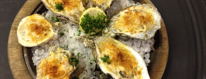 Danton's is one of Houston's Best Seafood - 2012.