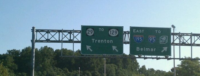 Trenton, NJ is one of Trenton.