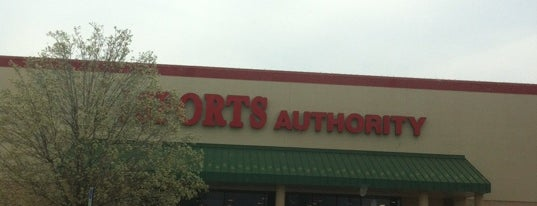 Sports Authority is one of sinister summer.
