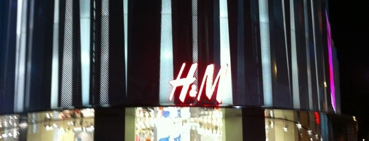 H&M is one of singapore.