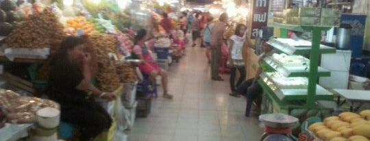 Ying Charoen Market is one of ?8.