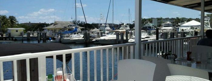 Nauti Dawg Marina Cafe is one of Places to try.