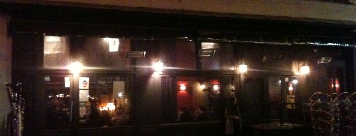 Tribal Café is one of Bars du Jeudi.