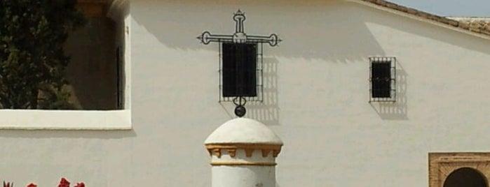 Monasterio de la Rábida is one of 101 cosas que ver en Andalucía antes de morir.