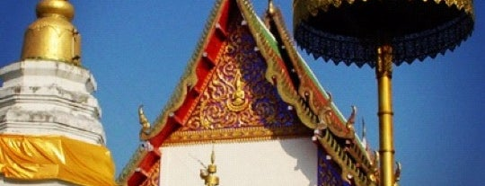 วัดพระธาตุสบแวน is one of Holy Places in Thailand that I've checked in!!.