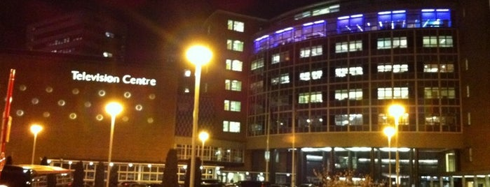 BBC Television Centre is one of Best of The Bush.