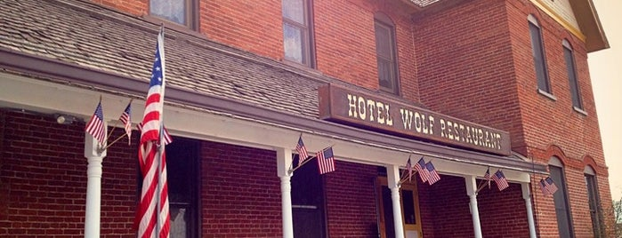 Wolf Hotel, Saratoga is one of Best Places to Check out in United States Pt 5.