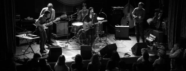 Bowery Ballroom is one of NYC's Best Concert Venues.