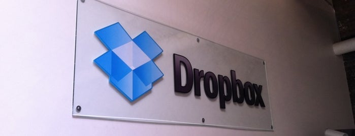 Dropbox HQ is one of silicon valley.