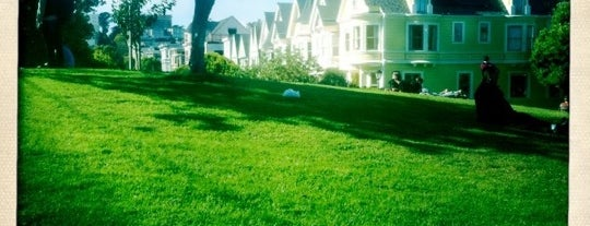 Duboce Park is one of A Dog's San Francisco.