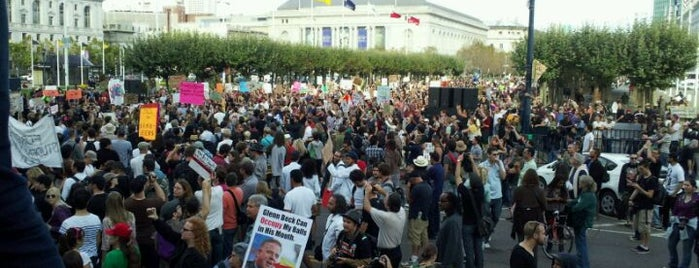Occupy San Francisco is one of #OccupyAmerica Locations.