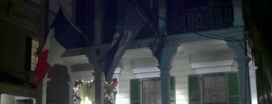 The Degas House is one of New Orleans City Badge - The Big Easy.