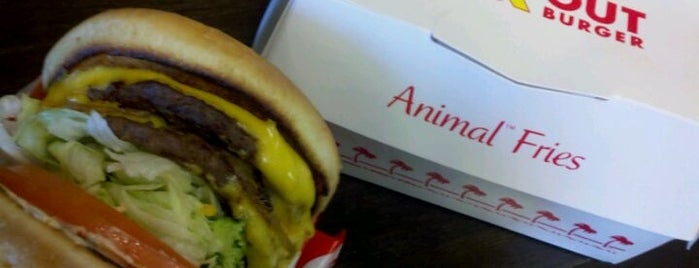 In-N-Out Burger is one of San Francisco Scrapbook.