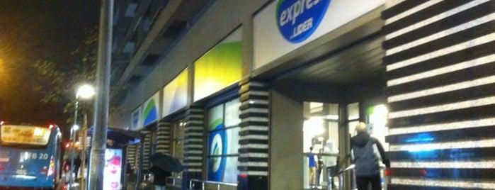 Líder Express is one of Must-visit Food and Drink Shops in Santiago.