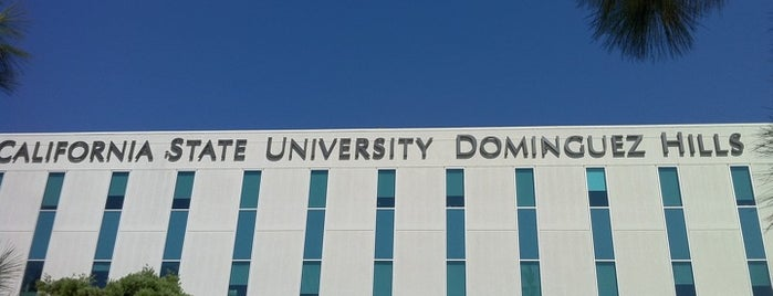 California State University, Dominguez Hills (CSUDH) is one of Education Resources.