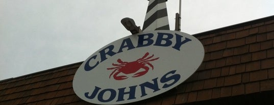 Crabby John's is one of Food around Damascus-Laytonsville-Mount Airy.