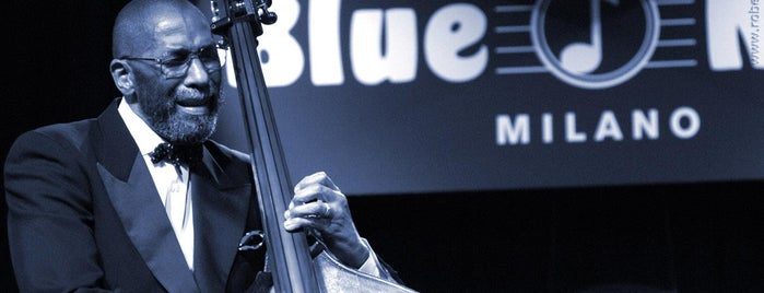 Blue Note is one of Milano.