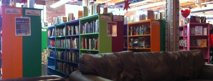 Open Books is one of Chicago's Best Bookstores - 2012.