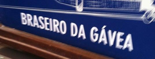 Braseiro da Gávea is one of Meus cariocas favoritos.
