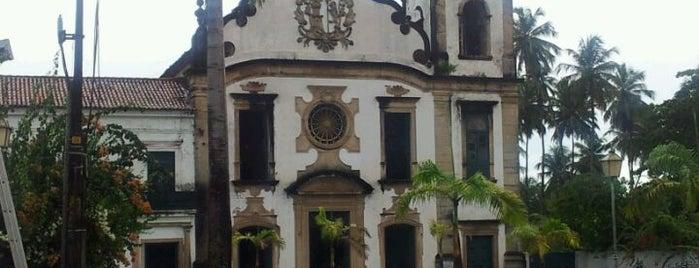 Mosteiro de São Bento is one of Turistando em Pernambuco/Tourism in Pernambuco.