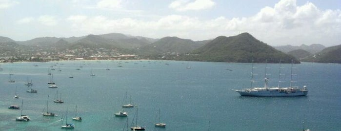 Pigeon Island National Park is one of 36 hours in...St Lucia.