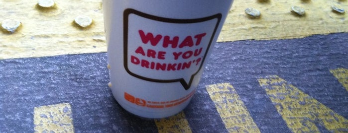 Dunkin Donuts is one of Secaucus.
