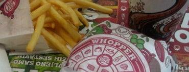 Burger King is one of Fast Food in Ljubljana.
