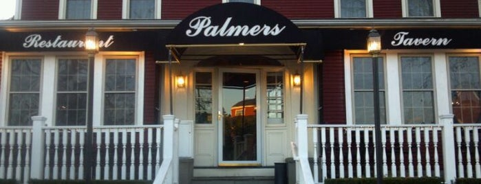 Palmer's Restaurant & Tavern is one of The best after-work drink spots in Andover, MA.