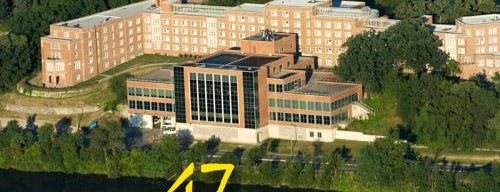 Hillcrest Residence Hall is one of Iowa,LA.