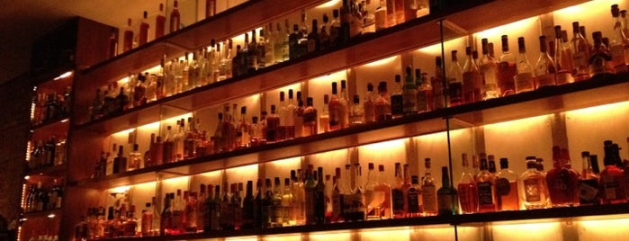 Cure is one of Stevenson's Favorite Whiskey Bars.