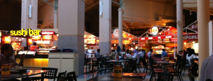 Food Court is one of Follow @yosoyfresko @buildinvibe on twitter.