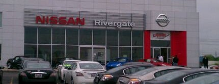Nissan Of Rivergate is one of Dealerships.