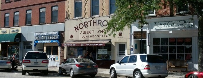 Northport Sweet Shop is one of Long Island Ice Cream Tour.