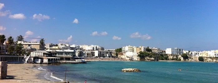 Otranto is one of ITALY BEACHES.