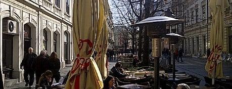 Via del Gusto is one of Belgrade.