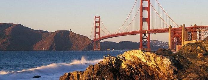 Top 5 places to photograph the Golden Gate Bridge