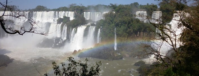 Puerto Iguazú is one of Argentina Backpacker.