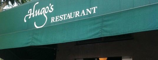 Hugo's Restaurant is one of Healthy eats.